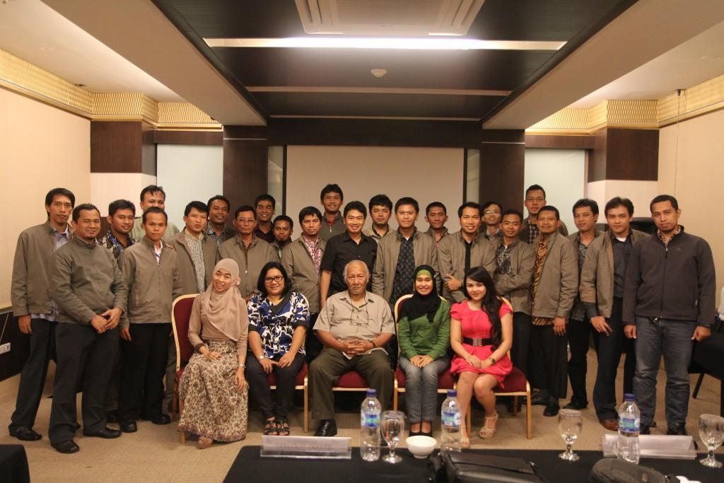 IHT GAS ENGINE & TURBINE TECHNOLOGY PT. PGN (PERSERO) TBK. 03-07 DES 2012