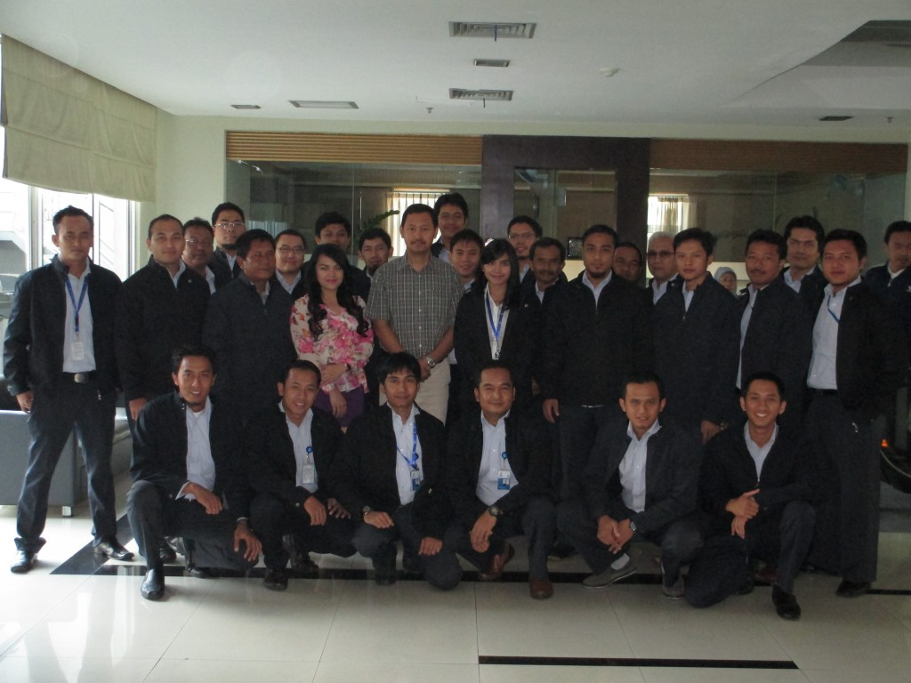 IHT PIPING & PIPELINE SYSTEM PT. PGN (PERSERO) TBK. 24 - 28 JUNI 2013