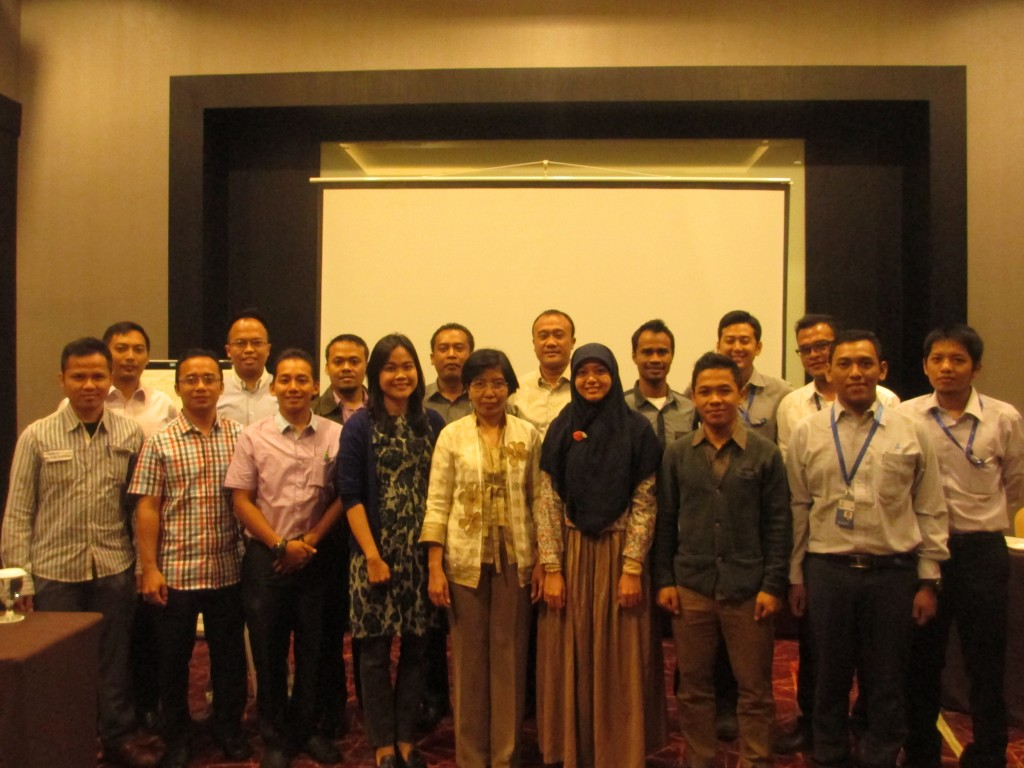 PT. PGN SBU I-IHT PROJECT PLANNING & CONTROL 26-28 NOVEMBER 2014