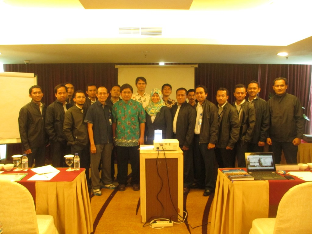 PT. PGN SBU II-IHT PEMETAAN SPASIAL DASAR ASSET PGN-08-10 DESEMBER 2014
