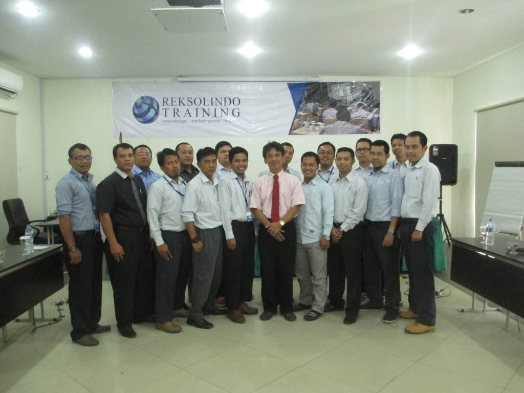 PT. YUAN SEJATI-PGN FAILURE ANALYSIS FOR INDUSTRIAL EQUIPMENT 20-23 OKTOBER 2014