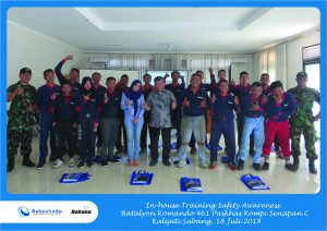 In-house Training Safety Awareness